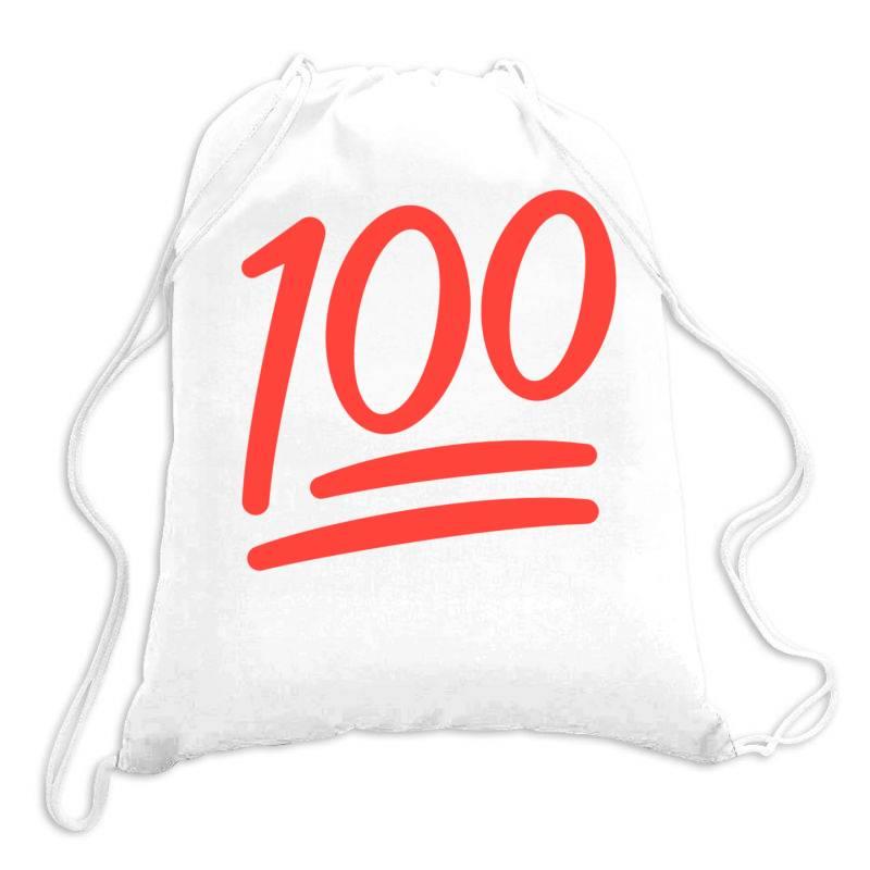 100 Number Drawstring Bags | Artistshot