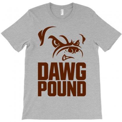 Dawg Pound T-shirt Designed By Oedin