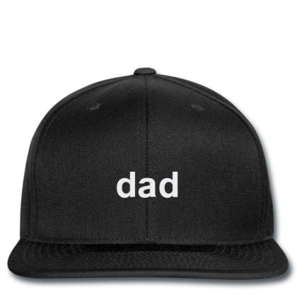 Dad Snapback Designed By Madhatter