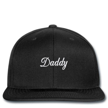 Daddy Snapback Designed By Madhatter