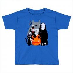 ghibli'd away Toddler T-shirt | Artistshot