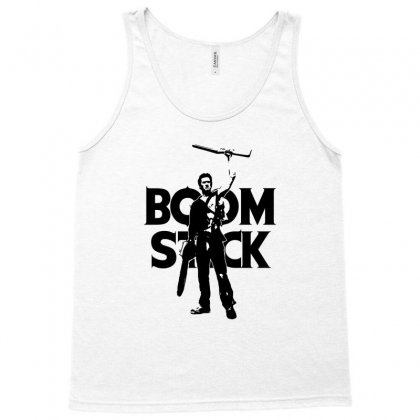 Boom Stick Tank Top Designed By Achmad