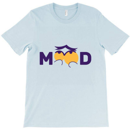 In The Mood T-shirt Designed By Artefact33