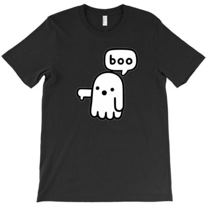 Ghost Of Disapproval Funny T-shirt Designed By Artefact33