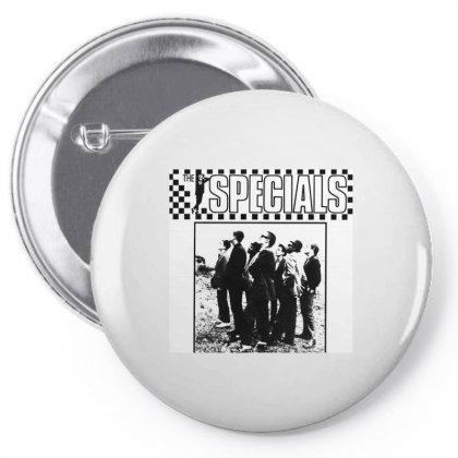 The Specials Pin-back Button Designed By Princeone