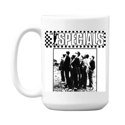 The Specials 15 Oz Coffee Mug Designed By Princeone