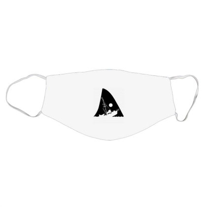 Attacked Ship Face Mask Designed By Alpharose