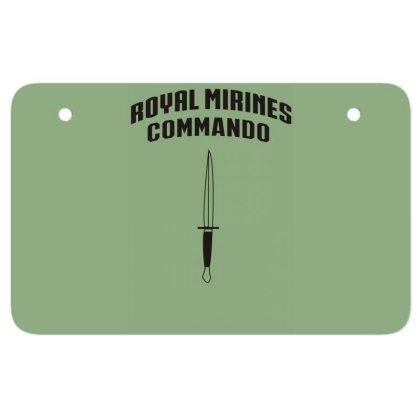 Royal Command Atv License Plate Designed By Garrys4b4