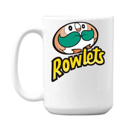 Rowlets! 15 Oz Coffee Mug Designed By Garrys4b4