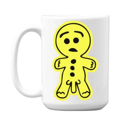 Rude Gingerread 15 Oz Coffee Mug Designed By Garrys4b4