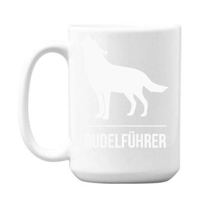 Rudelführer 15 Oz Coffee Mug Designed By Garrys4b4