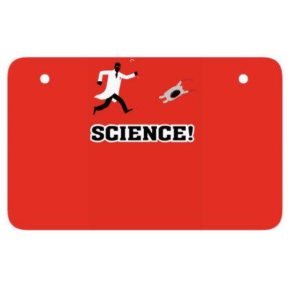 Run Alient Science Atv License Plate Designed By Garrys4b4