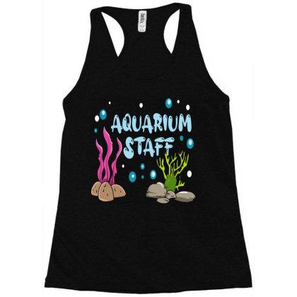 Aquarium Staff Fish Holder Racerback Tank Designed By Rishart