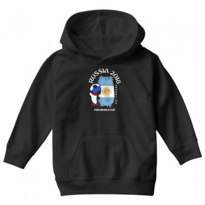 Argentina National Team Youth 2018 Fifa World Cup Youth Hoodie
