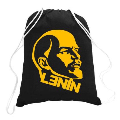 Vladimir Lenin Drawstring Bags Designed By Kimochi
