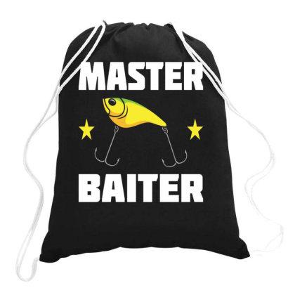 Master Baiter Fishing Drawstring Bags Designed By Rishart