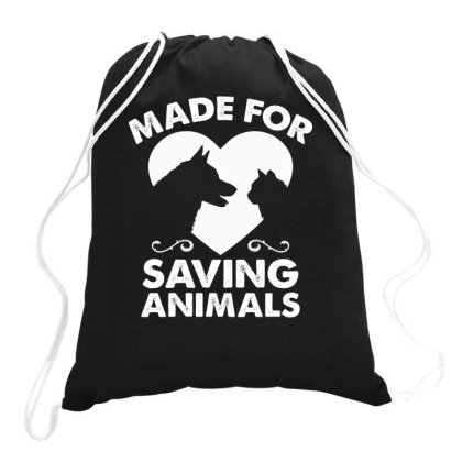Made For Animal Rescue Animal Lovers New Drawstring Bags Designed By Rishart