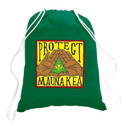 Mauna Kea Drawstring Bags Designed By Sarade