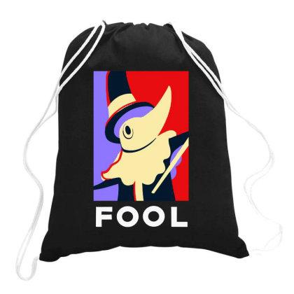 Excalibur Fool Drawstring Bags Designed By Scarlettzoe