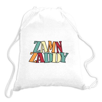 Daddy Parody Drawstring Bags Designed By Thomas Kaka