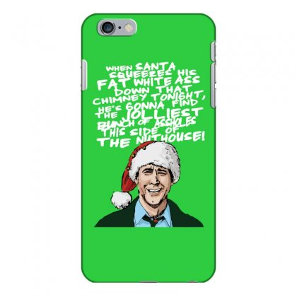 Clark Griswold Christmas Tee Iphone 6 Plus/6s Plus Case Designed By Tabby