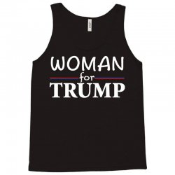 Woman for Trump Tank Top | Artistshot