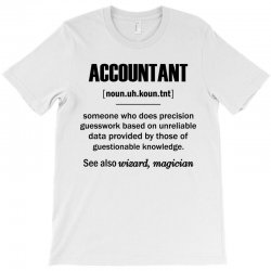 Accountant Gifts - Accountant Definition T-Shirt | Artistshot