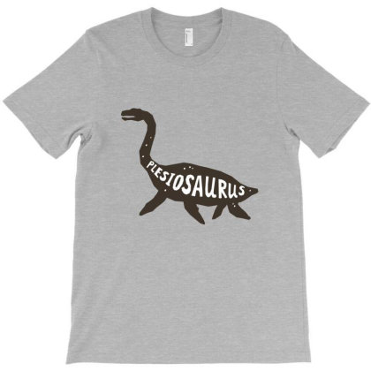 Plesiosaurus T-shirt Designed By Dev18