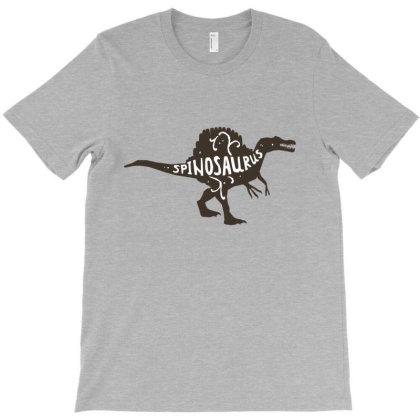 Spinosaurus T-shirt Designed By Dev18