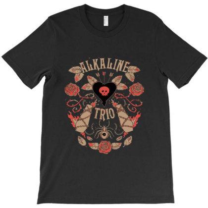 Alkaline Trio T-shirt Designed By Sptwro