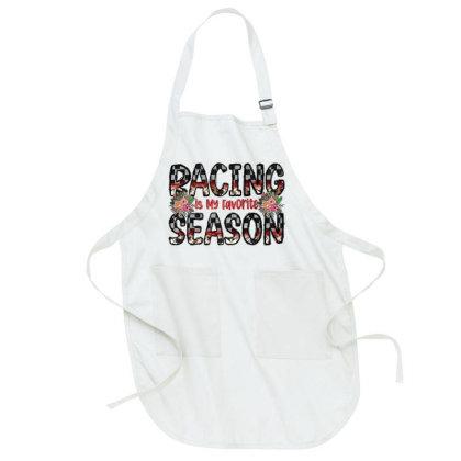 Racing Is My Favorite Season Full-length Apron Designed By Badaudesign