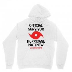 Official Survivor Hurricane Matthew Unisex Hoodie | Artistshot