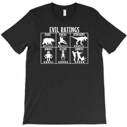 evil ratings T-Shirt | Artistshot