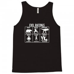 evil ratings Tank Top | Artistshot