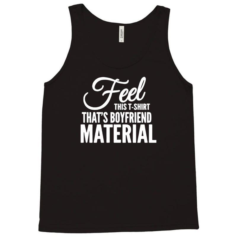 Funny Tshirts   I Love It When My Boyfriend Tank Top | Artistshot