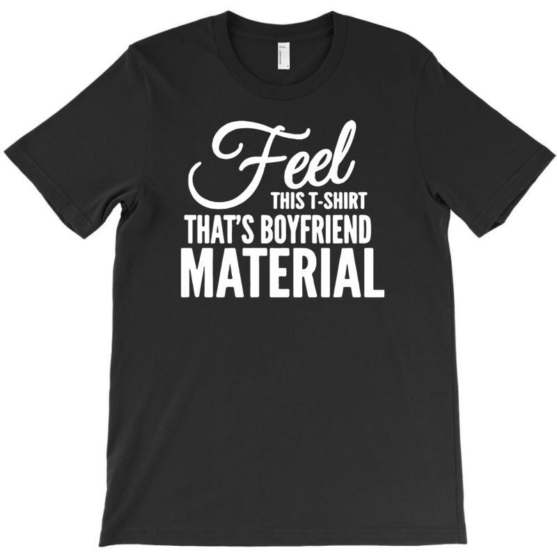 Funny Tshirts   I Love It When My Boyfriend T-shirt   Artistshot