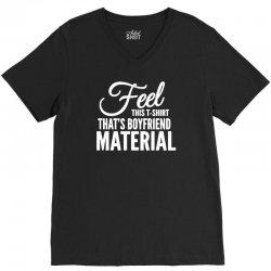 funny tshirts   i love it when my boyfriend V-Neck Tee | Artistshot