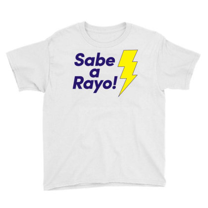 Sabe A Rayo Youth Tee Designed By Toldo