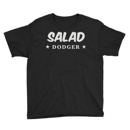 Salad Dodger Youth Tee Designed By Toldo