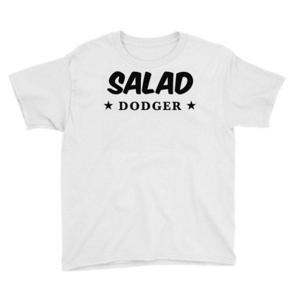 Salad Dodger (2) Youth Tee Designed By Toldo