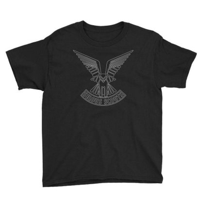 Selous Scouts Army Youth Tee Designed By Jior