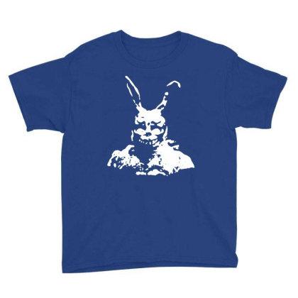 The Bunny Rabbit Youth Tee Designed By Saphira Nadia