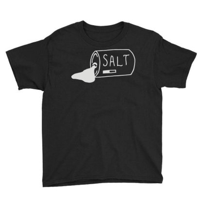 Salt Youth Tee Designed By Toldo