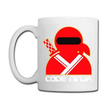 Ninja Computer Coding Programmer Coffee Mug Designed By Scarlettzoe