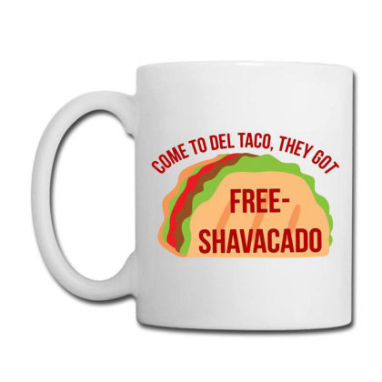 Del Taco Mexican Restaurant Coffee Mug Designed By Jior