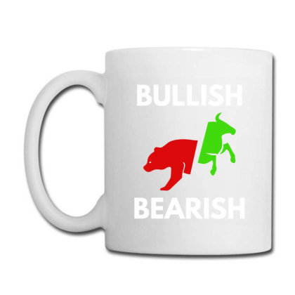 Bullish Bearish Coffee Mug Designed By Blackacturus