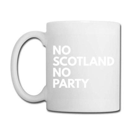 No Scotland No Party Coffee Mug Designed By Blackacturus