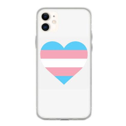 Enough Transgender Heart Iphone 11 Case Designed By Jior
