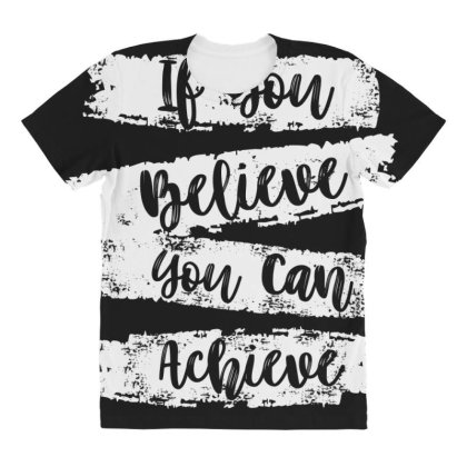 Motivational Inspirational Words Quotes Lettering Typography  T Shirt All Over Women's T-shirt Designed By D2putri