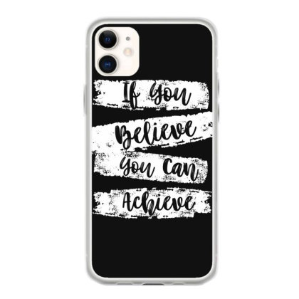 Motivational Inspirational Words Quotes Lettering Typography  T Shirt Iphone 11 Case Designed By D2putri